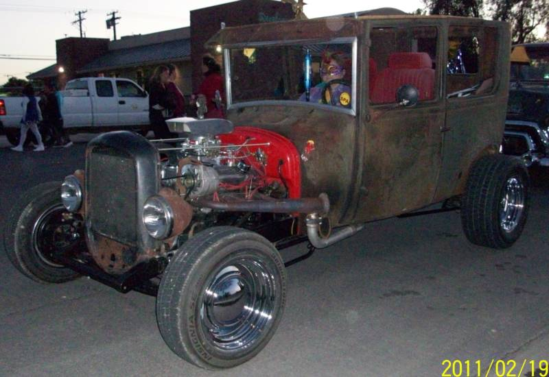 Events - Laughlin car show