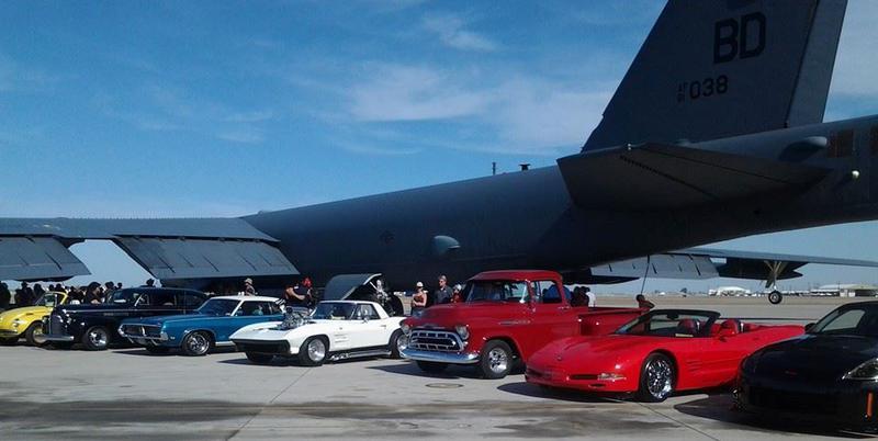 Yuma Fairgrounds Car Show