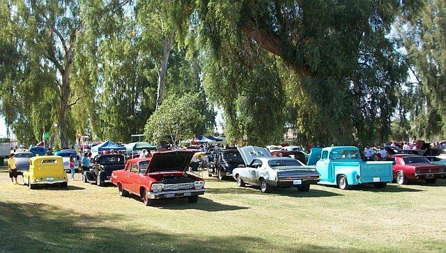 Events - River city marketplace car show
