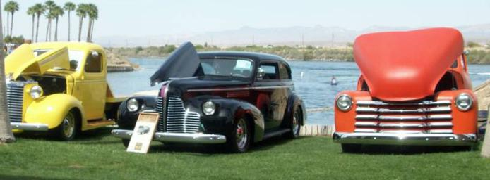 Events - Riverside casino car show