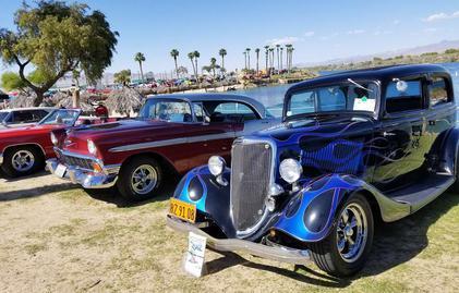 Events - Laughlin car show 2018